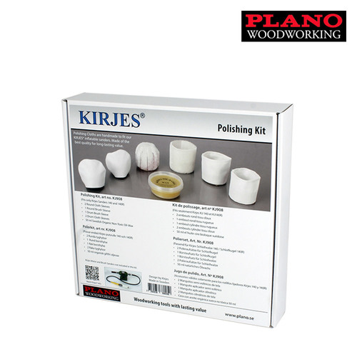 [플라노]커예스 폴리싱 키트 KIRJES Sanding and Polishing System KJ908
